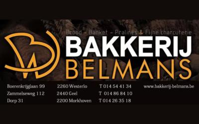 Bakkerij Belmans